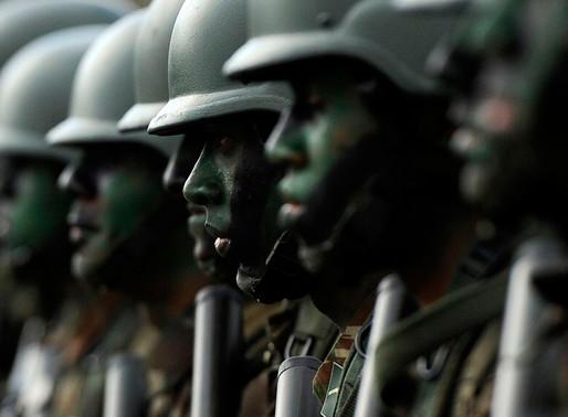 Portaria detalha uso das Forças Armadas em apoio contra a Covid-19