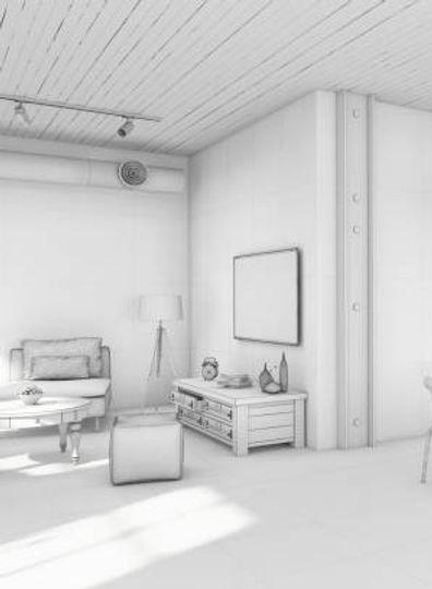 Ricostruzione 3d House Dream Roma Agenzia Immobiliare