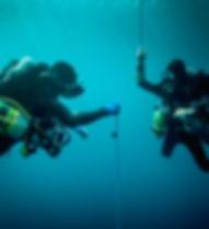Twee Scuba-duikers