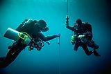Due Scuba Divers
