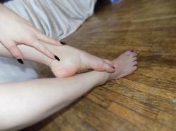 Foot and nil worship