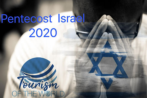 pentecost 2020 en Israel Tourism of the world