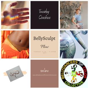 BOCC Tuesday Quickie BellySculpt Fall 20