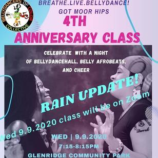 Rain Update! GMH  Anniversary 9.9.2020.j