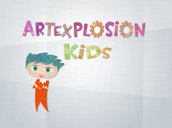 "Trailer ""Artexplosion kids"""