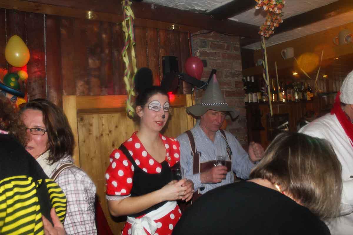 HTV Feier in der Bar_19.02.12