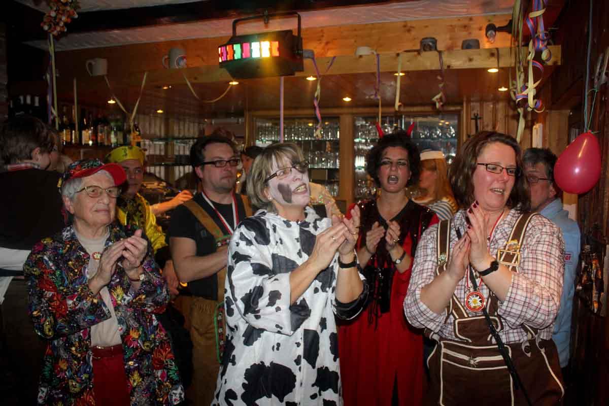 HTV Feier in der Bar_19.02.12-17