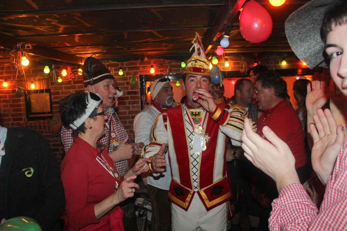 HTV Feier in der Bar_19.02.12-20