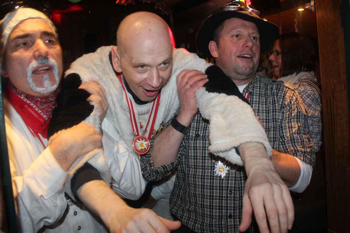 HTV Feier in der Bar_19.02.12-13