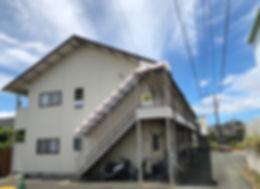 熊本市北区龍田弓削のアパート