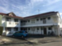 熊本市北区賃貸アパート