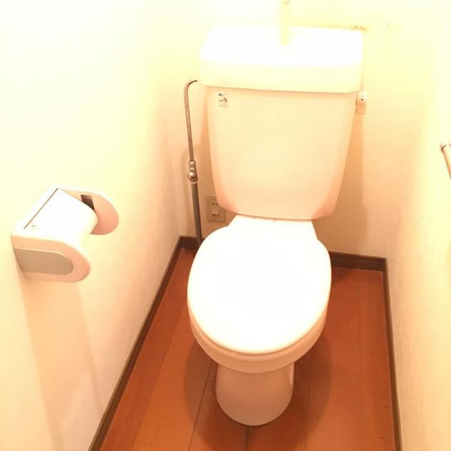 リバーサイド五番館 トイレ
