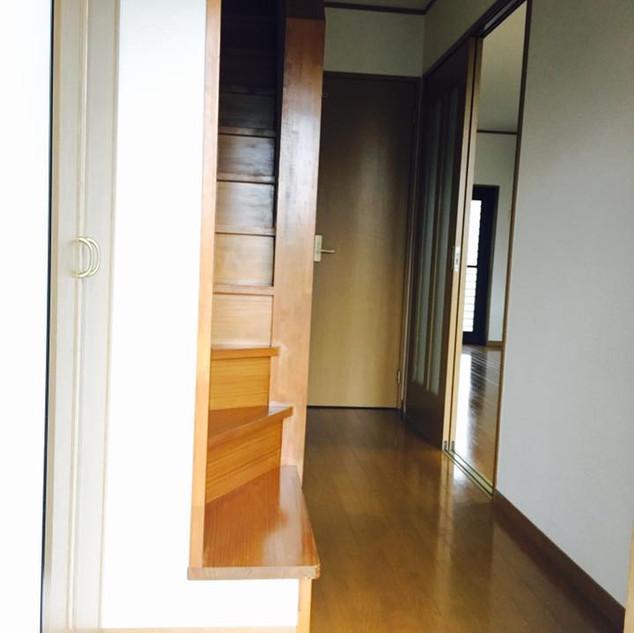 玄関/階段
