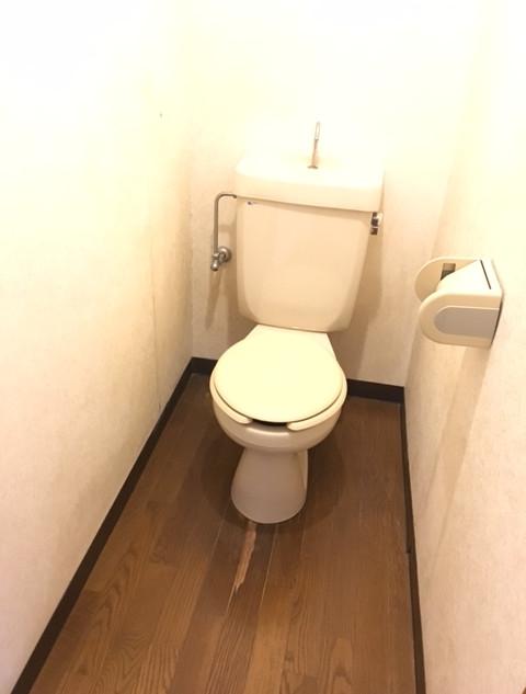 コーポ翔103 トイレ