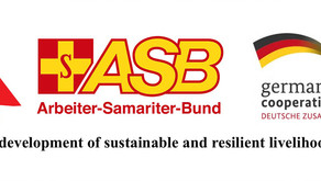 32 Agribusinesses & 32 non-Agribusinesses plus Vocational Trainings in Sinjar-Yazda, ASB and BMZ