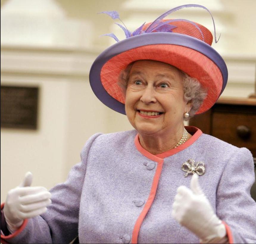 Queen Thumbs up