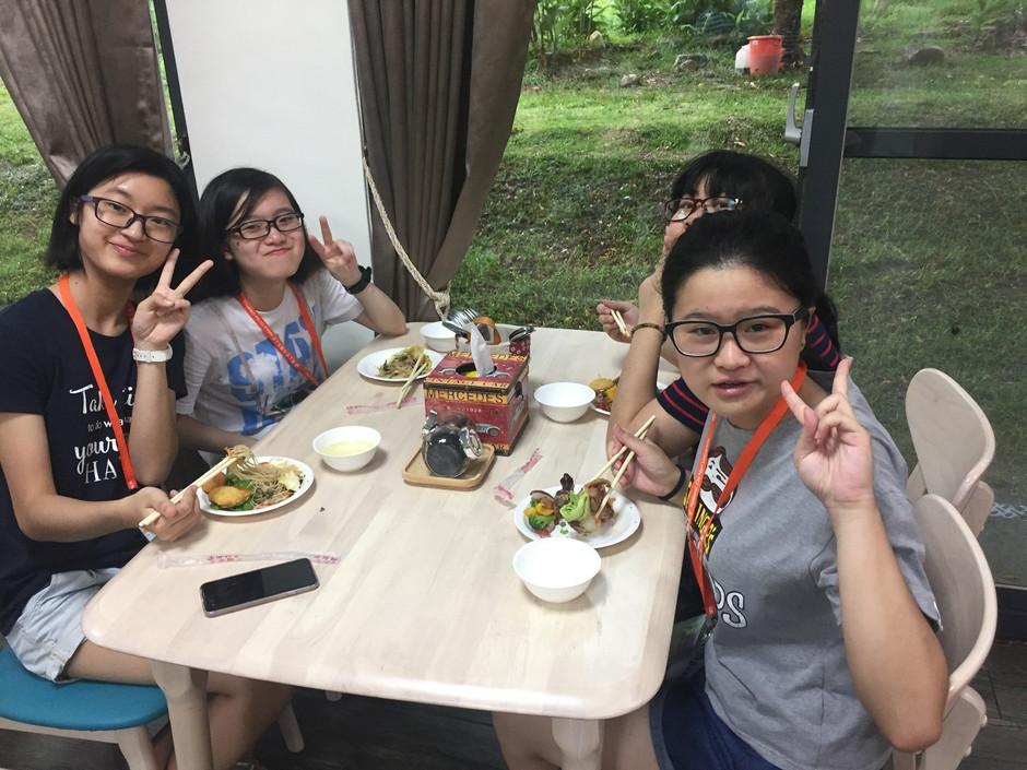 [臺灣遊學心得分享]李俊瑩—難忘的第一次台灣遊學之旅