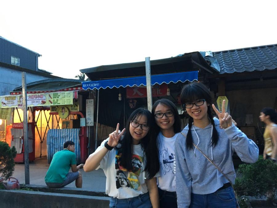 [臺灣遊學心得分享]施泳坤—沈迷 台灣