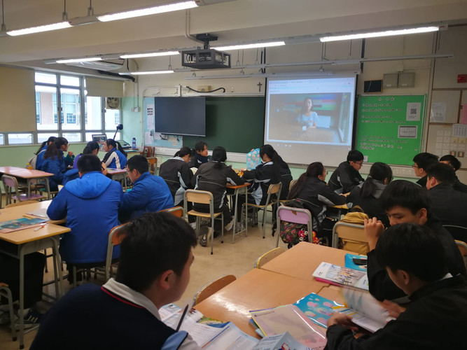 20191205東涌天主教學校