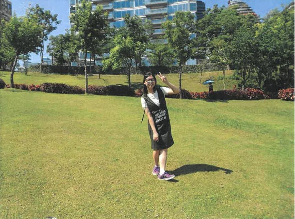 [臺灣遊學心得分享]李芷澄—「家」