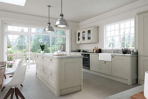 Oakgrain Grey Cambridge Kitchen.jpg