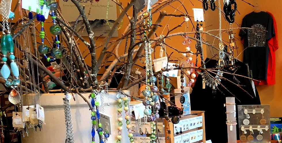Our Famous Jewelry Tree