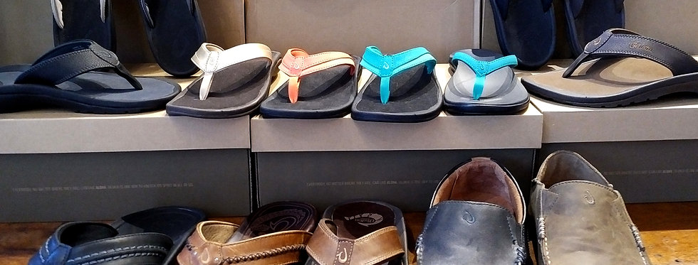 Olukai Shoes and Sandals