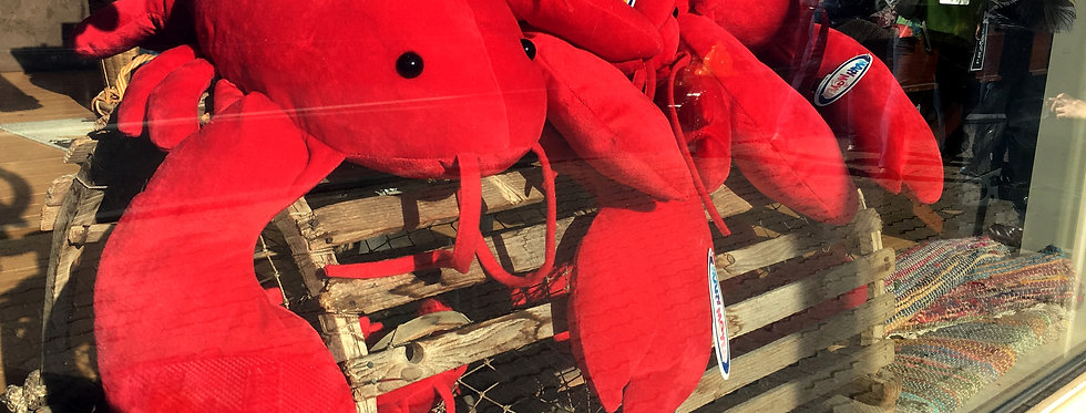 Plush Lobsters