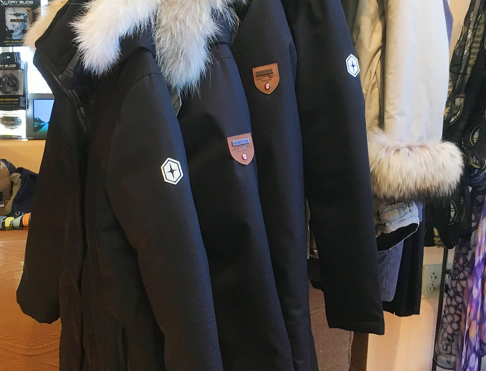 Quartz Nature Down Coats