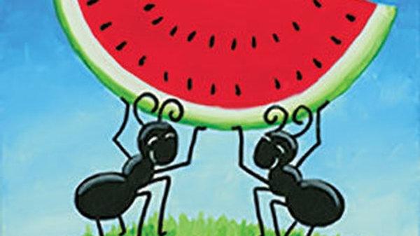 Watermelon Heist- Kids