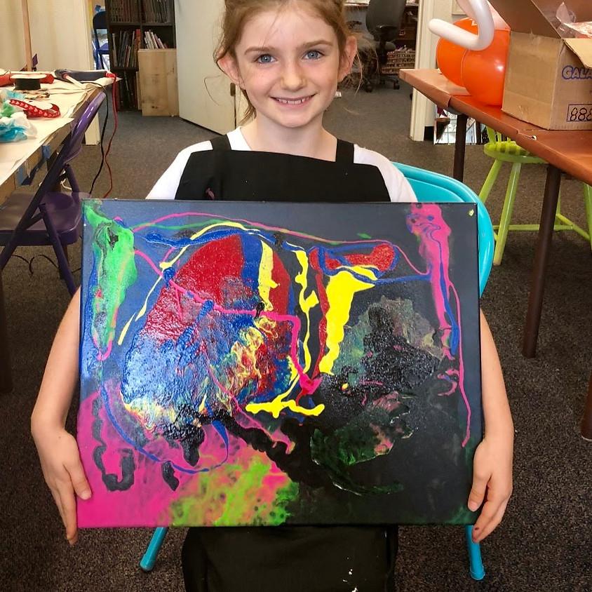 """Mini Art"" Saturdays - June 12th"