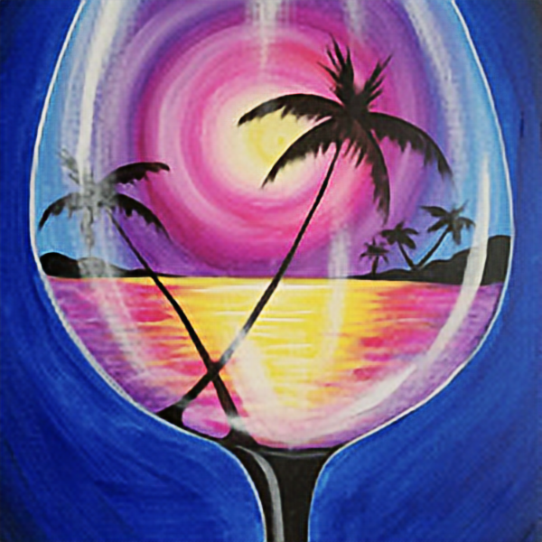 Ladies Night Sip and Paint 8/5/21