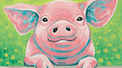 Poppy The Pig