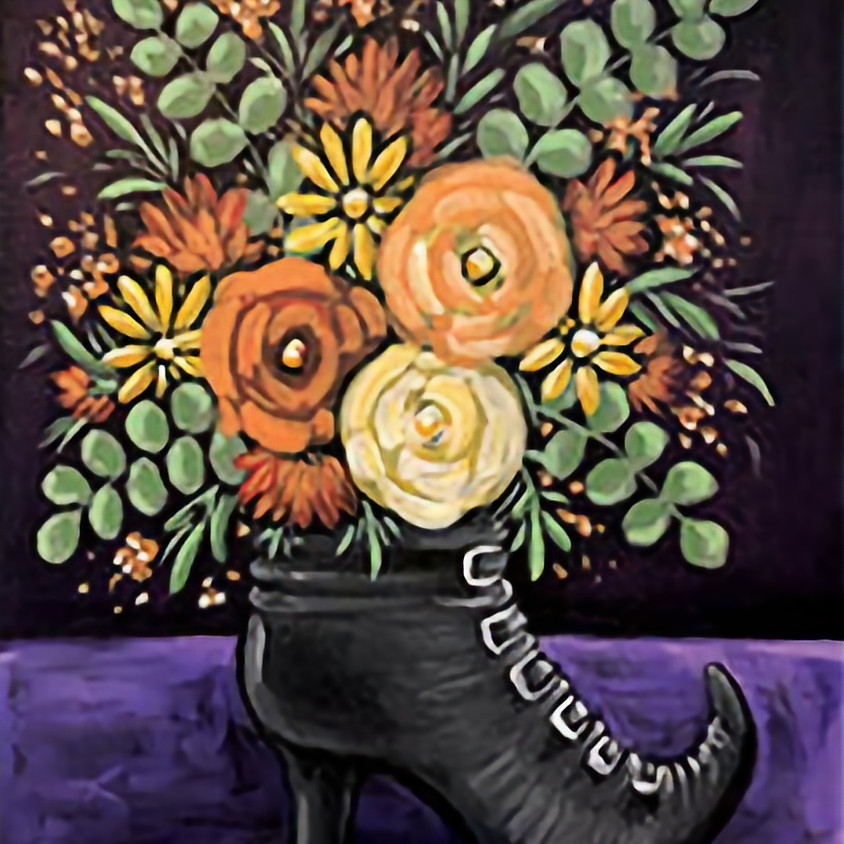 Ladies Night Sip and Paint 10/7/21