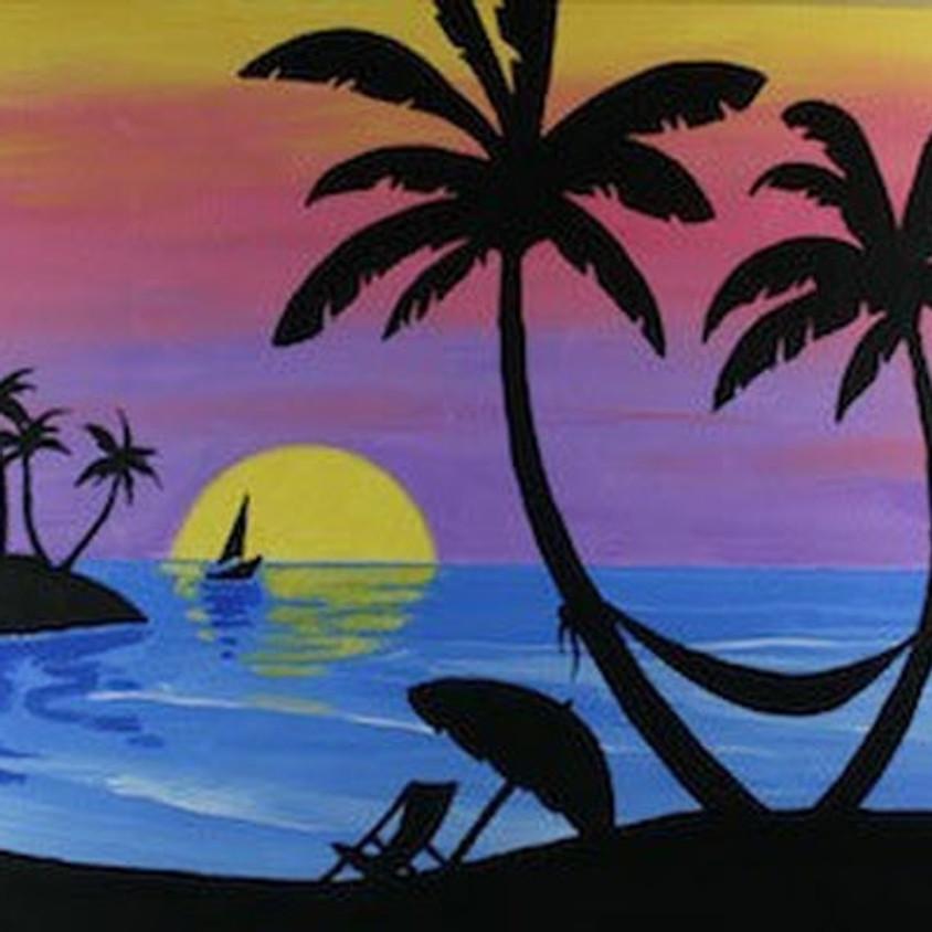 Paint Night 7/9 @ 6pm