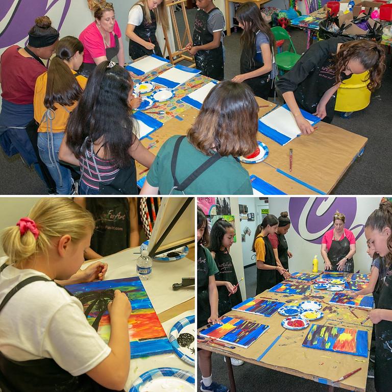 Art Classes Tues. 5/18-11am