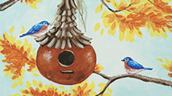 AutumnBird House
