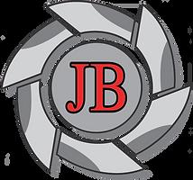 JB Maskinering logo