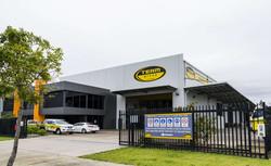 Our workshop facilities in Mackay