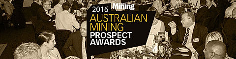 2016 Australian Mining Prospect Awards - Winner in Mine Safety OH & S