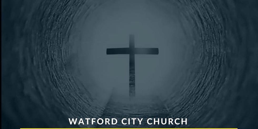 Watford City Church Easter 2018