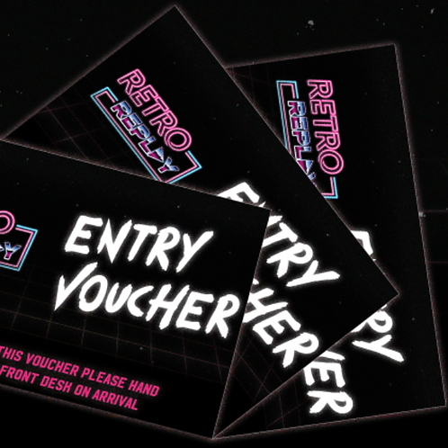 Adult Entry Voucher
