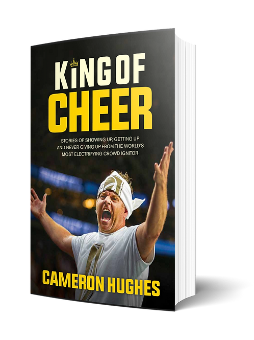 King of Cheer Book