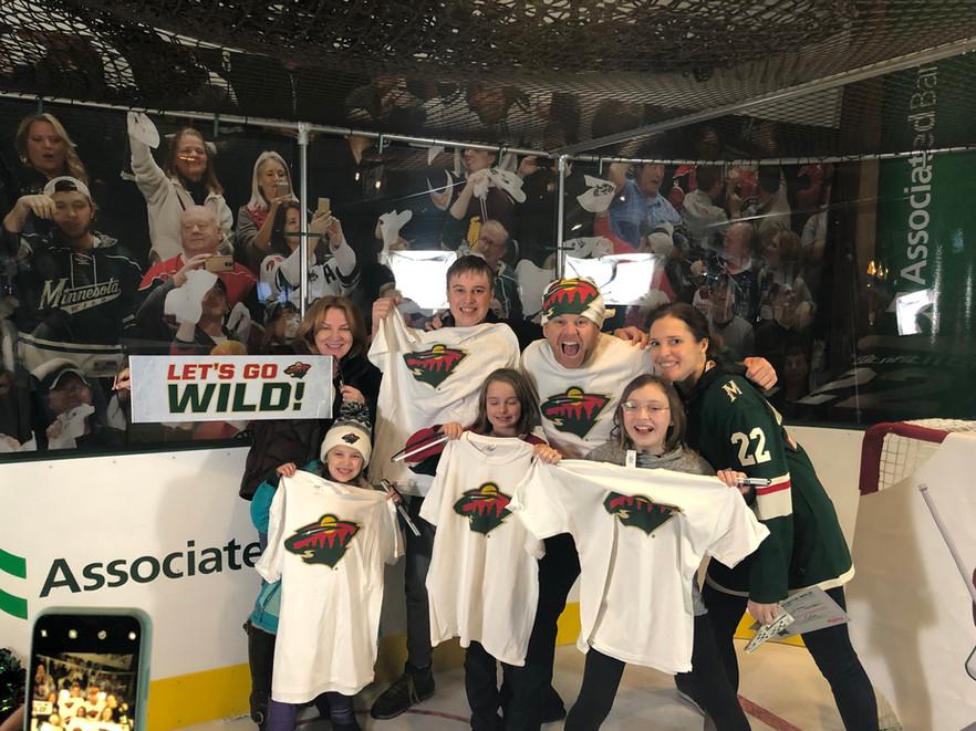 Minnesota Wild Fans