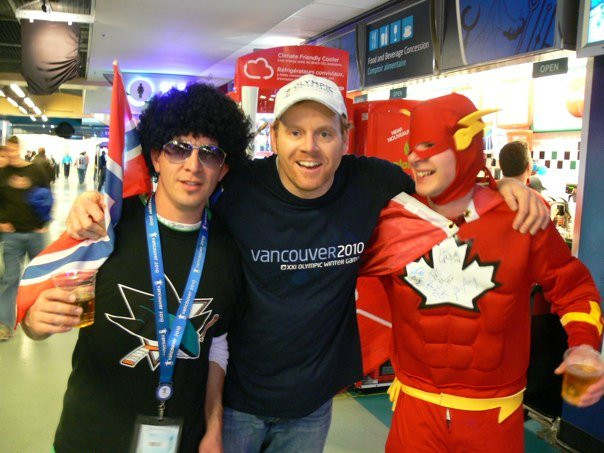 More Fun At Vancouver 2010