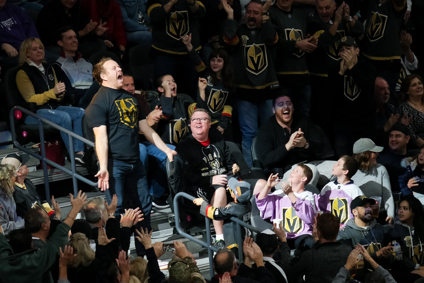 Just Get Up, Vegas!