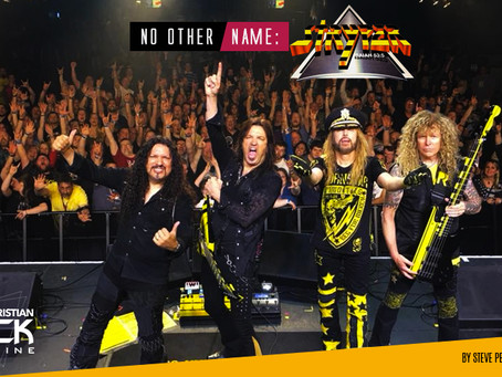 No Other Name, Part 5: Stryper