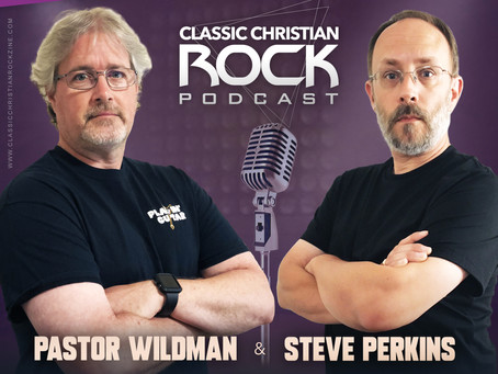 The Story of Classic Christian Rock Podcast