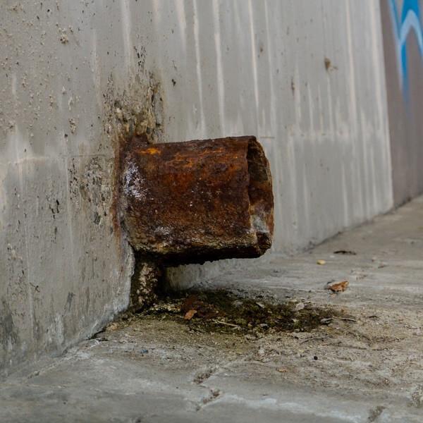 Et dårligt kloaknet gør det svært at komme rotterne til livs