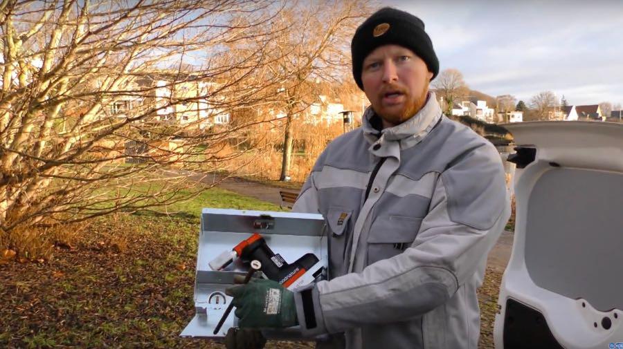 Skadedyrsbekæmper Lars Schäfer fortæller om de giftfrie rottefælder